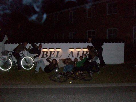 Visita turística a Bel Air